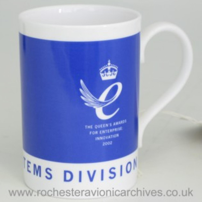 Queen's Award Mug