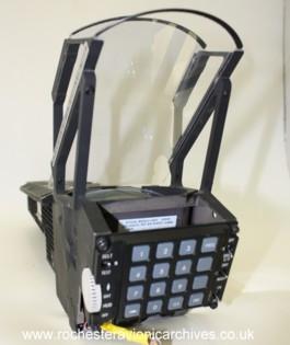 F-5 HUD Pilot's Display Unit