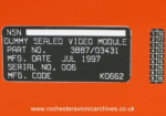 Video Recorder Module