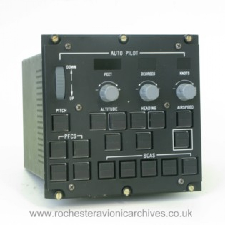 Flight Control Panel