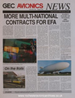 GEC AVIONICS NEWS No. 105