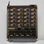 4K MOS Store Circuit Board