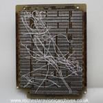F-16 C/D HUD Symbol Control Circuit Board