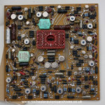 Autostabiliser PItch Channel Circuit Board