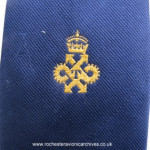 Queen's Award Tie