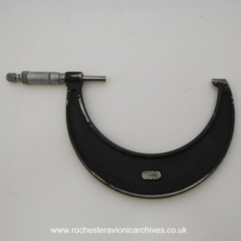 Micrometer Caliper Gauge