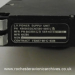 F-16C/D EU Low Voltage Power Supply Unit (LVPSU)