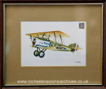 British Aircraft print