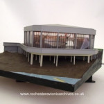 Proposed Sandringham Memorial model