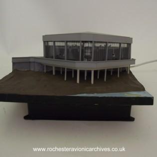 Proposed Sandringham Memorial model