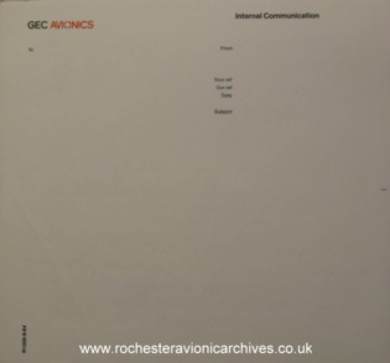 GEC Avionics IC Pad, small