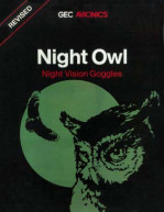 Night Owl™ - Night Vision Goggles