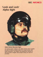 Look and Lock - Alpha Helmet Mounted Sight