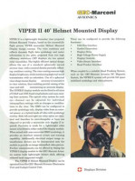Viper™ II - 40° Helmet Mounted Display
