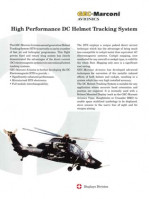 High Performance DC Helmet Tracking System