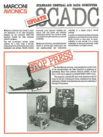 Standard Central Air Data Computer SCADC Update [1983]