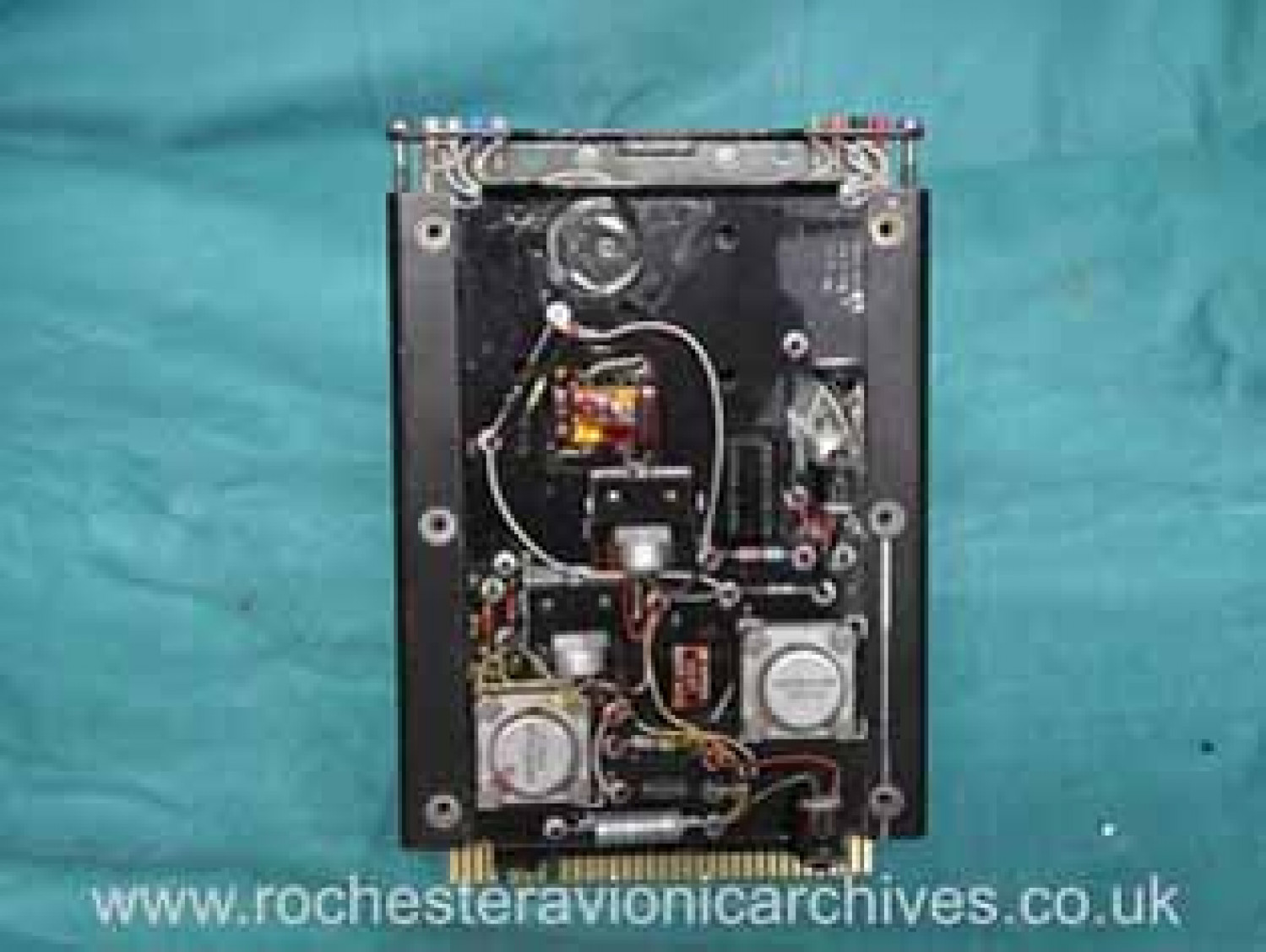 Inner Roll Servo Amplifier Circuit Assembly