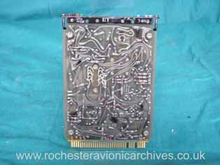 Inner Roll Servo Amplifier Circuit Assembly