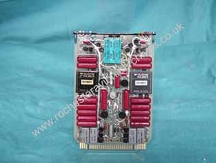 Gyro Compassing Circuit Board