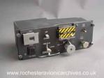 EAP Pilot's Control Unit