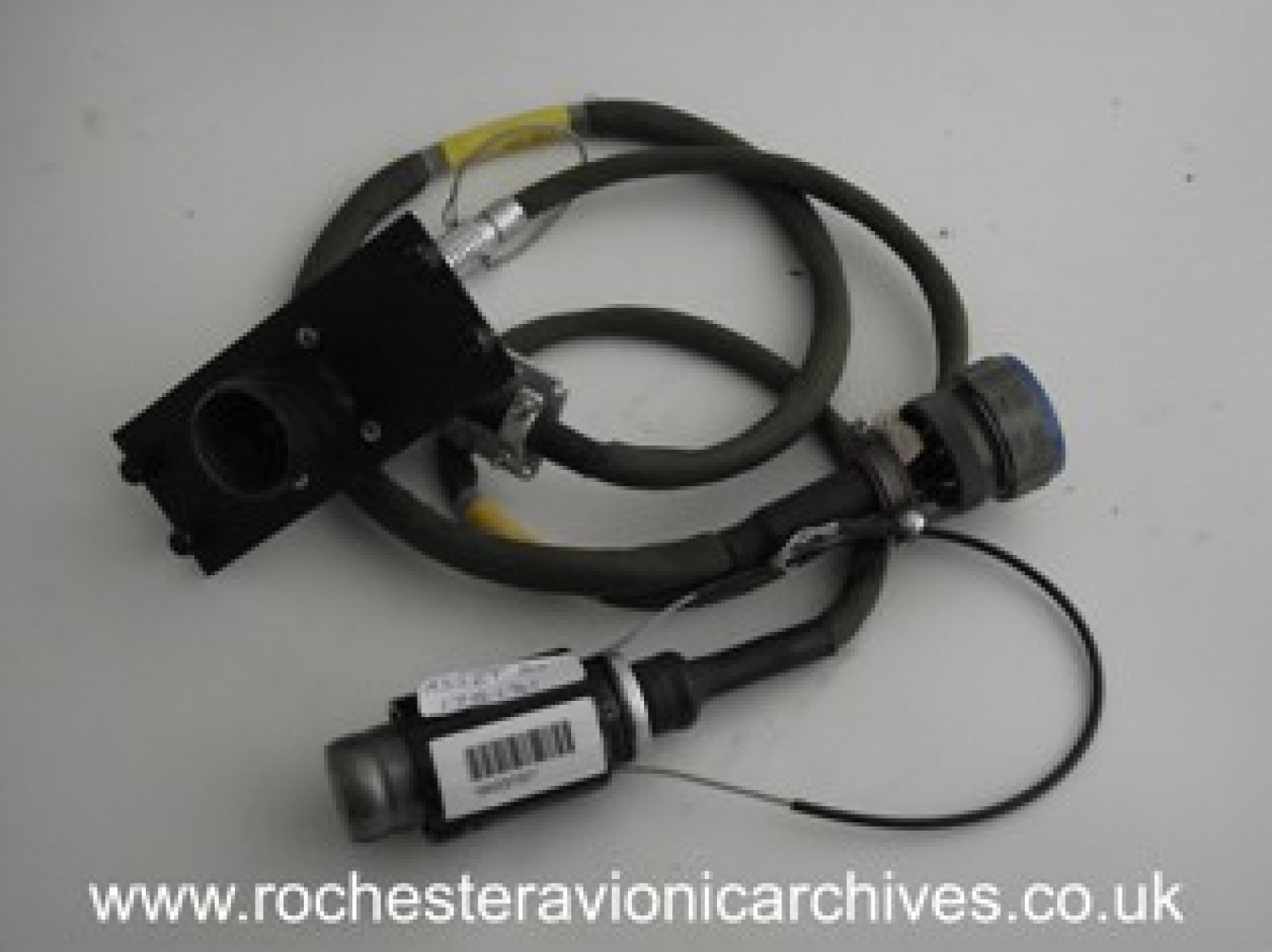 HMD Quick Release Cable Assembly