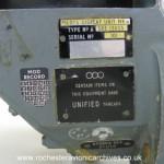 Belfast HUD Pilot's Display Unit