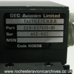 A-6E Colour Head-Down Display