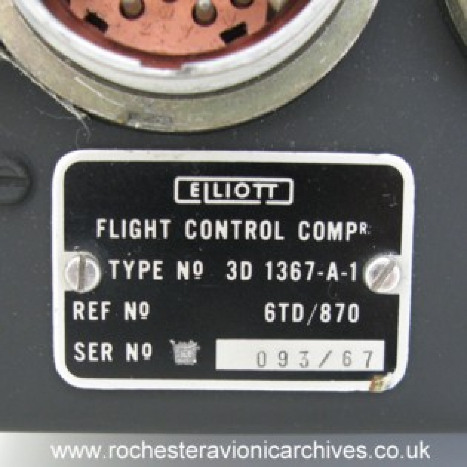Lightning Flight Control Computer