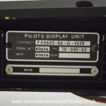 F-5 Pilot's Display Unit
