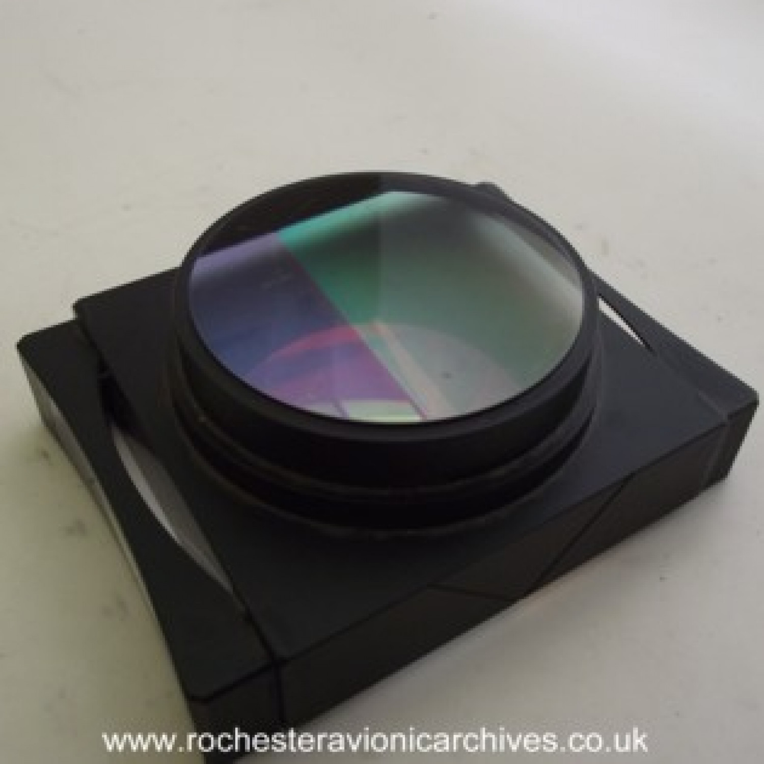 HUD Optical Module's Standby Sight Injection Block