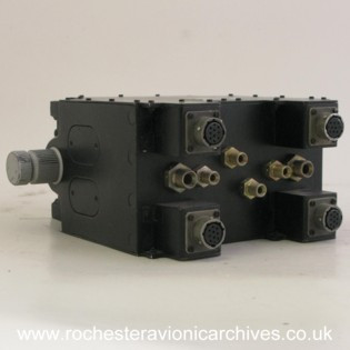 Quadruplex Hydraulic Actuator (space model)