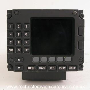Hawk Control & Display Unit