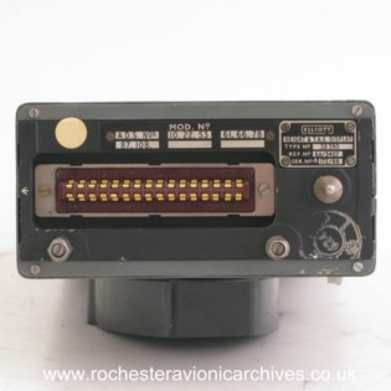 Altimeter & TAS Indicator