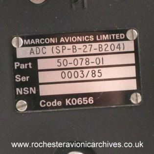 EAP Air Data Computer