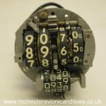 Digital Altimeter Mechanism