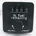 Fuel Remaining Indicator