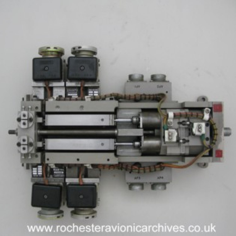 Concorde Quadruplex Hydraulic Actuator
