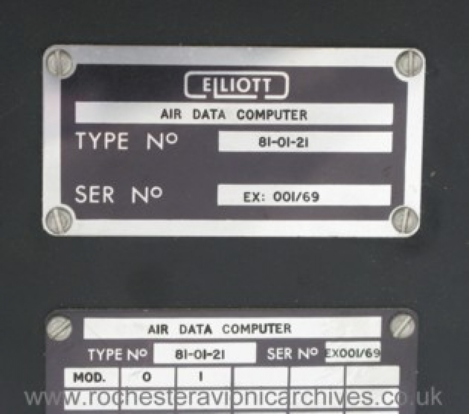 Jaguar Air Data Computer