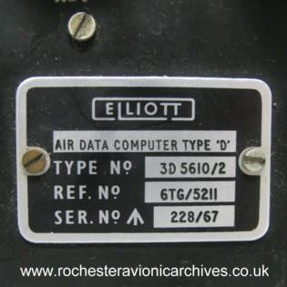 Lightning Air Data Computer