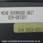 Civil HUD Overhead Unit