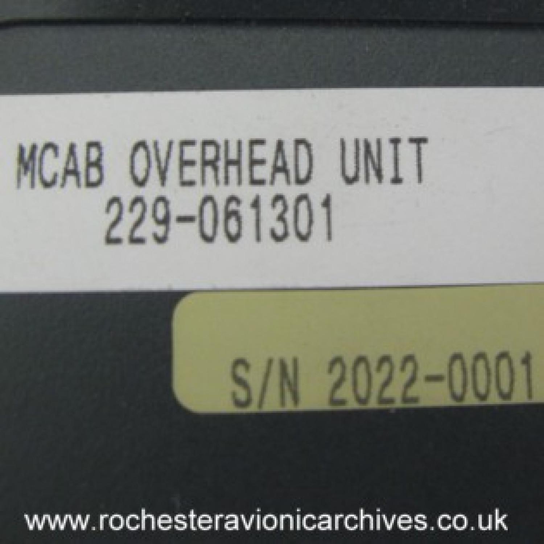 Civil HUD Overhead Unit