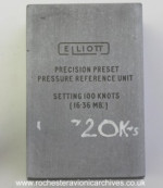 Air Data Pressure Reference Unit