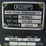 Lightning Air Data Pitot-Static Transducer Unit