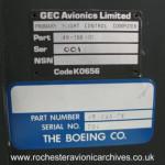 Boeing 777 Primary Flight Computer