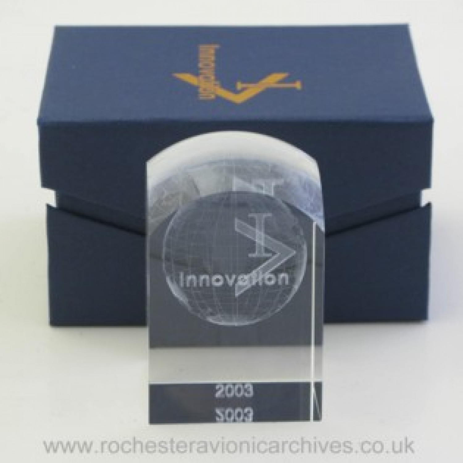 Chairman's Award for Innovation 2003