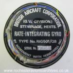 Rate Integrating Gyro