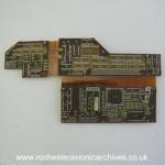 HUD CRT Matching Card Circuit Board