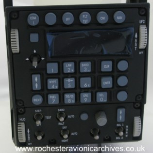 JSF HUD Pilot's Display Unit