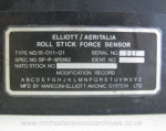 Roll Stick Force Sensor