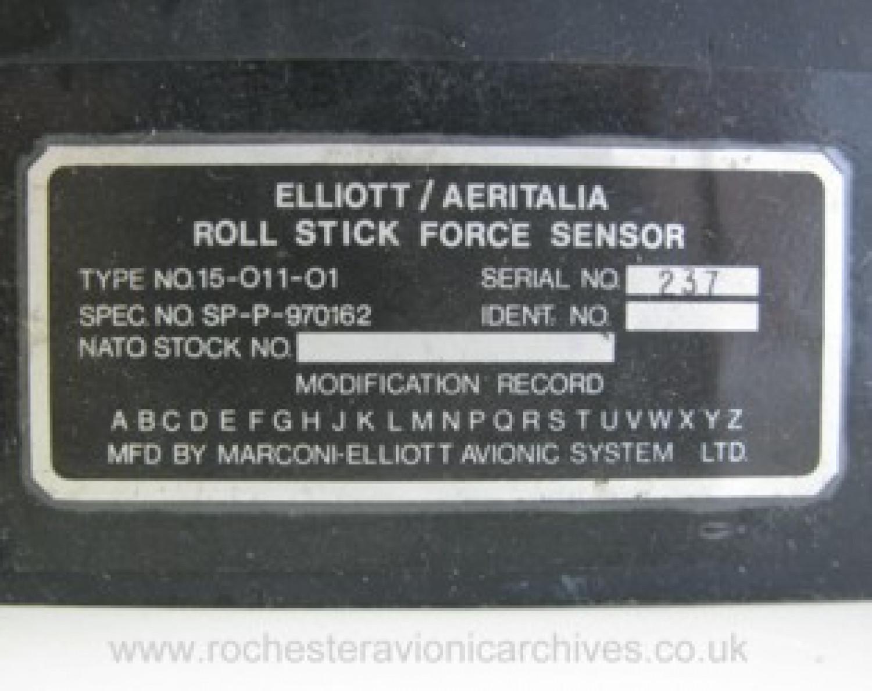 Roll Stick Force Sensor